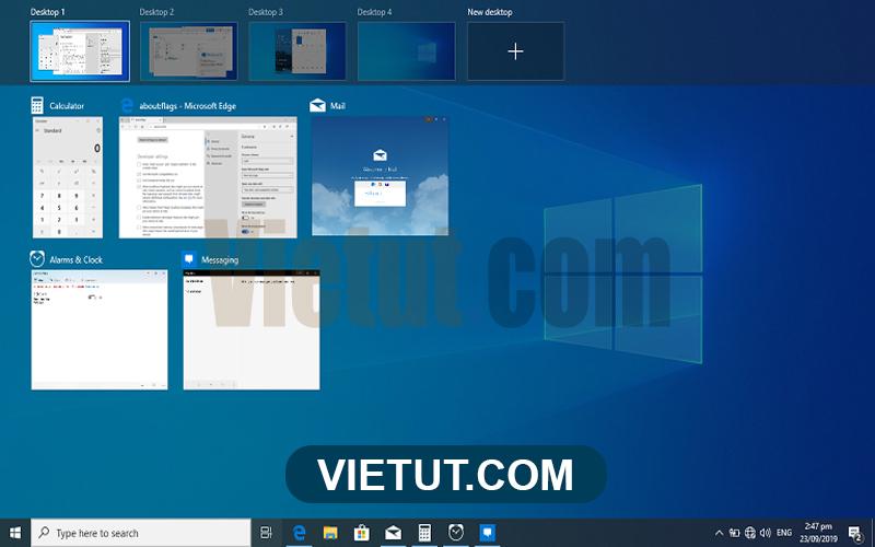 tải miễn phí Windows 10 20H2 file iso 2021 bản mới nhất - Vietut.com
